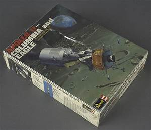 Model Kit, Apollo 11 - Columbia and Eagle, 1/96 | National ...