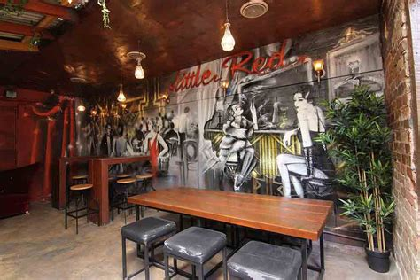 art deco speakeasy interior graffiti artist melbourne