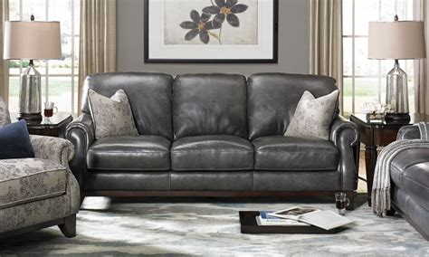 modern grey leather sofa gray leather sofa gray leather sofa and chair gray