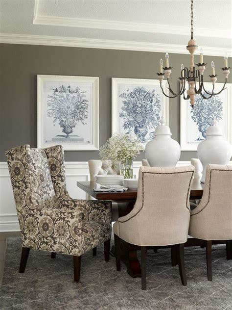 neutral home interior ideas dining room colors large