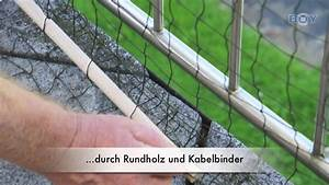 videos With katzennetz balkon mit flos garden
