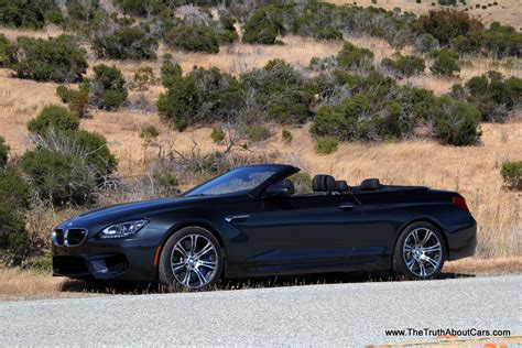 Review 2012 Bmw M6 Convertible The Truth About Cars