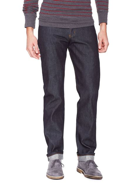 naked  famous weird guy jeans mensfash