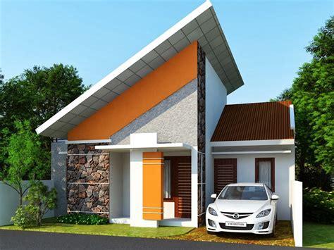 koleksi desain atap rumah terpopuler   rumah