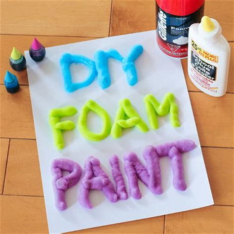 ingredient diy foam paint favecraftscom