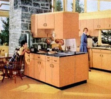 kitchen island materials 1000 ideas about 1950s kitchen on 1950s home 1950