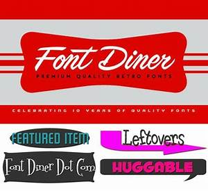 62 best fonts | 1950s style images on Pinterest | 1950s ...
