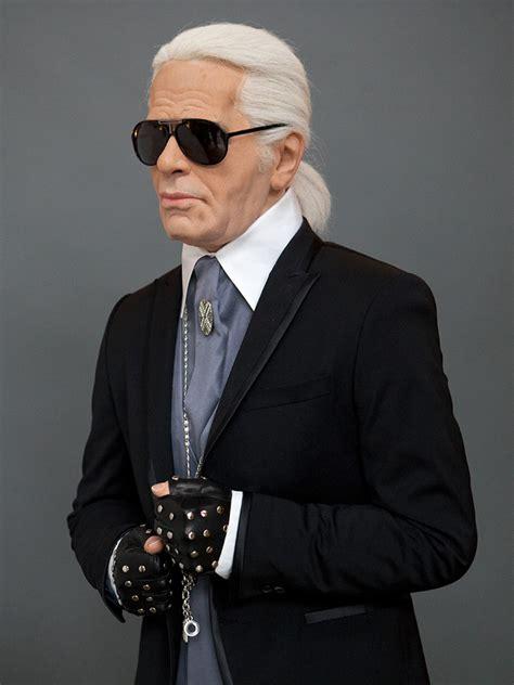 Karl Lagerfeld | Panoptikum Wachsfigurenkabinett