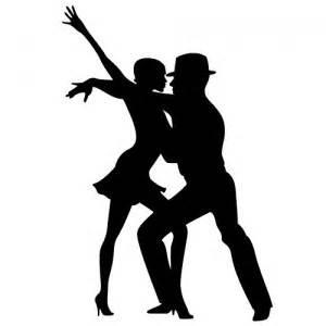 Danseurs Couple Salsa - LiliT - ClicAndDeco
