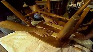 How To Repair A Chair With A Split Seat Today39s Homeowner