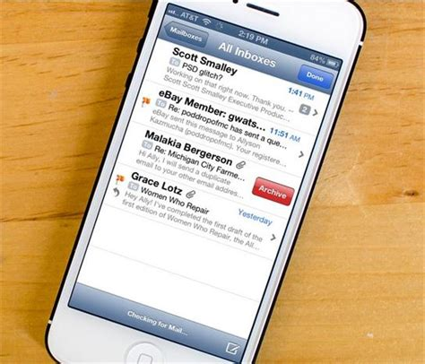 mass delete emails on iphone how to delete all emails from iphone and in one step