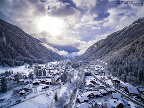 Chamonix Mont-Blanc | Dronestagram