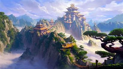 Fantasy Landscape 4k Wallpapers Chinese Landscapes Ultra
