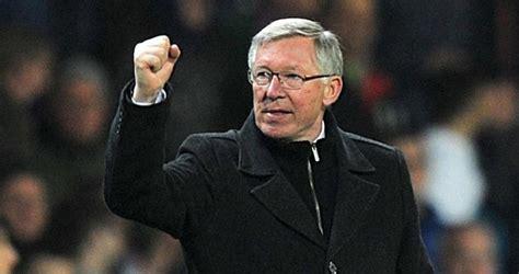 Manchester Unitedsir Alex Ferguson Is Retiring United