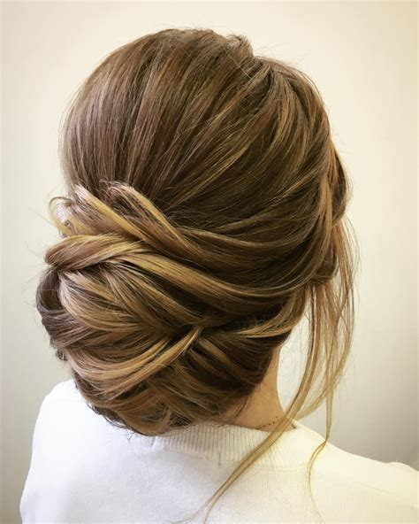 hair up styles bun 10 chignon buns for every occasion new season s best 4646