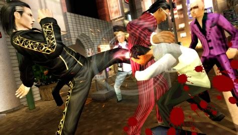 bloody yakuza black panther  screenshots  bloody