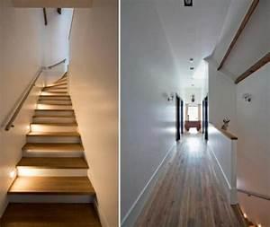 Treppenstufen Aus Glas : 101 moderne treppen erscheinen als blickfang in ihrer wohnung ~ Bigdaddyawards.com Haus und Dekorationen