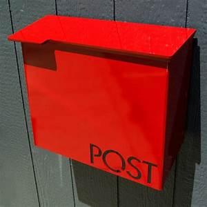 Boite Au Lettre Originale : boite aux lettres originales top boite aux lettres ~ Dailycaller-alerts.com Idées de Décoration