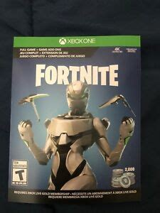fortnite skins ebay