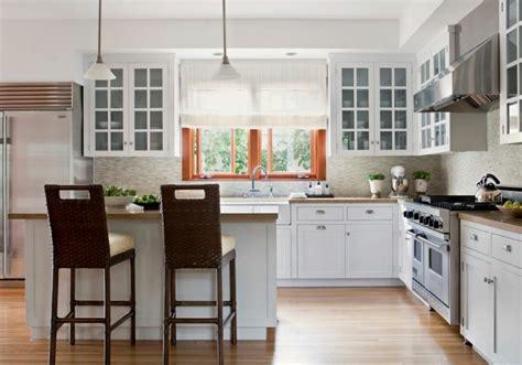cuisine en l moderne avec îlot en 108 photos magnifiques