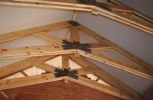construction dimensional lumber built up into scissors