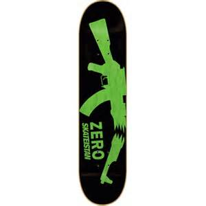 Zero Skateboard Decks by Motorhelmets 404