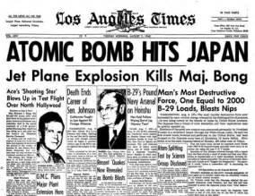 First U.s. News Articles