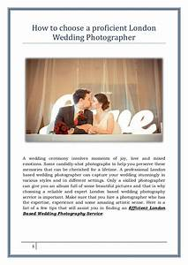 how to choose a proficient london wedding photographer With how to choose a wedding photographer