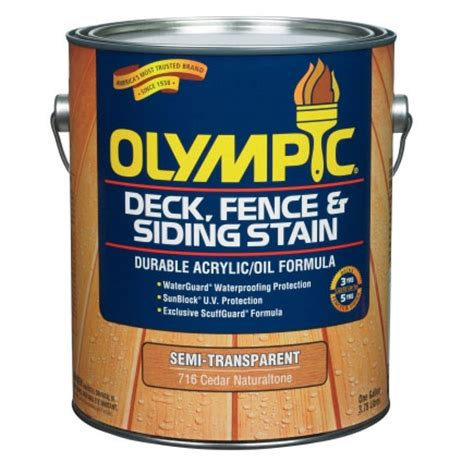 Olympic Deck Cleaner Directions by Olympic Rescue It Vs Behr Deck The Knownledge