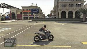 GTA 5 FASTEST BIKE IN THE GAME WITH SECRET LOCATION ...