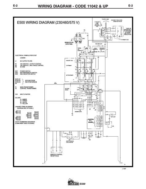 Lincoln Welder Wiring Diagram