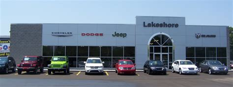Dodge Chrysler Dealers by Lakeshore Chrysler Dodge Jeep Ram About Us Muskegon Mi