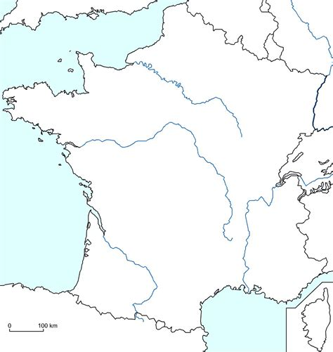 Carte Des Fleuves De Ce2 by Carte Des Fleuves De Ce2 My