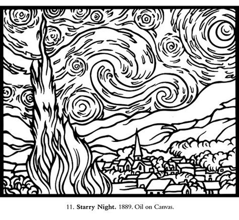 starry starry night  kids saferbrowser yahoo image search results painting pinterest