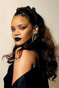 Rihanna Hairstyles For Parties Tumblr Rihanna Curly ...