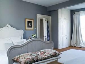 Wandfarbe Grau Schlafzimmer : wandfarbe grau 120 atemberaubende bilder ~ Markanthonyermac.com Haus und Dekorationen