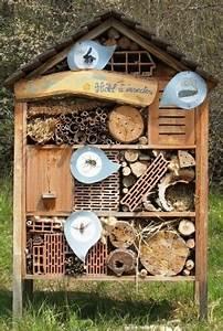 Fabriquer Un Hotel A Insecte : bricolage hotel insectes ~ Melissatoandfro.com Idées de Décoration