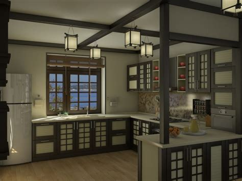 how to design your home interior how to create your own japanese kitchen design