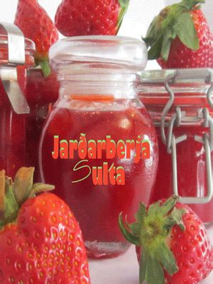 Jarðarberjasulta - Anna Björk matarblogg | Food, Cooking ...