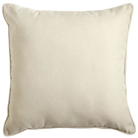 Pier One Outdoor Throw Pillows by Calliope 17 Quot Ivory Pillow Pier 1 Imports