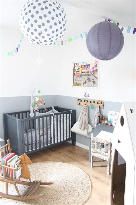 chambre inspiration inspiration chambre bébé bleu