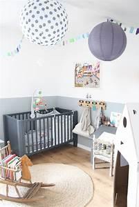 Chambre De Bébé : inspiration la chambre de notre baby boy frenchy fancy ~ Teatrodelosmanantiales.com Idées de Décoration