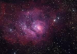 M8 Lagoon Nebula by RedXen on DeviantArt