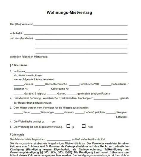 Posted on august 11, 2020 by admin in uncategorized. Mietvertrag Muster Download | Freeware.de
