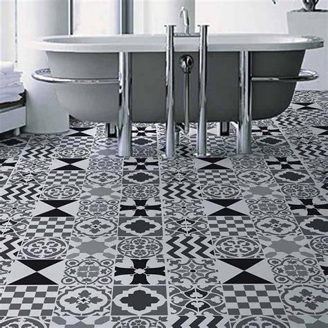 Patchwork Tiles Stencil Pattern Size Large Stencils