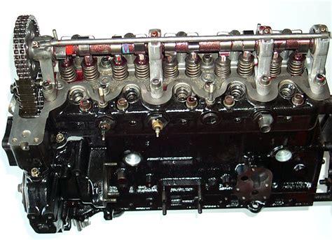 Remanufactured Volvo Engines by Rebuilt Ford 300 6 Cylinder Engine