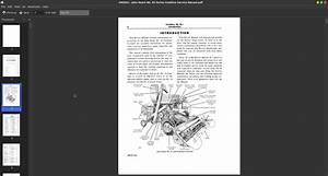 John Deere No  55 Series Combine Service Manual