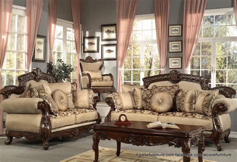 oak livingroom furniture traditional sofas and living room sets