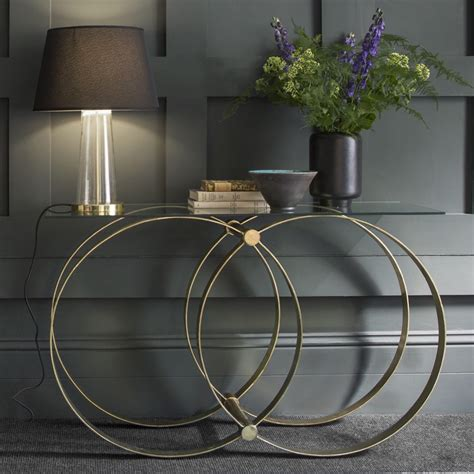 Contemporary Console Tables by Etienne Contemporary Console Table