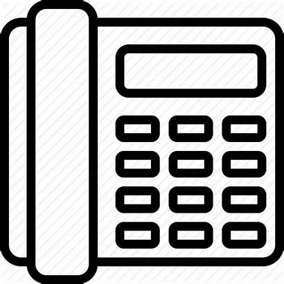 Office Phone Icon Clipart Telephone Icons Handset